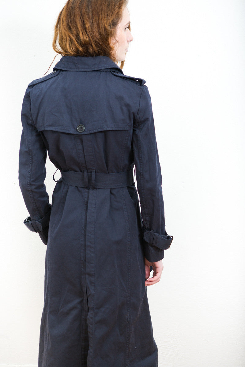 Étoile Isabel Marant Maden Belted Trench