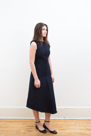 by Malene Birger Naslena Long Dress - grethen house