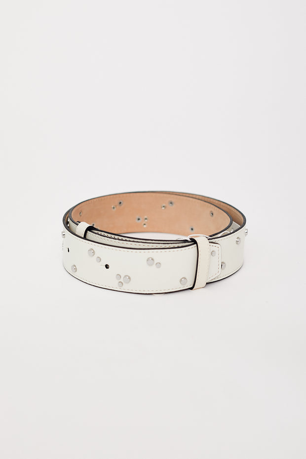 Ganni Studded Belt