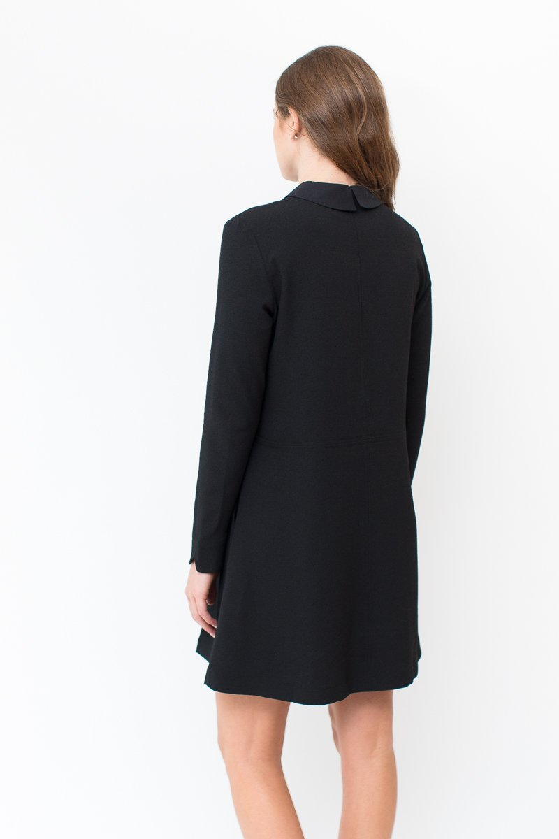 Ganni Clark Mini Dress