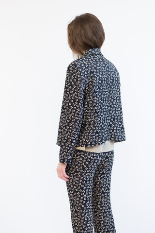 Ganni Greenville Jacquard Jacket