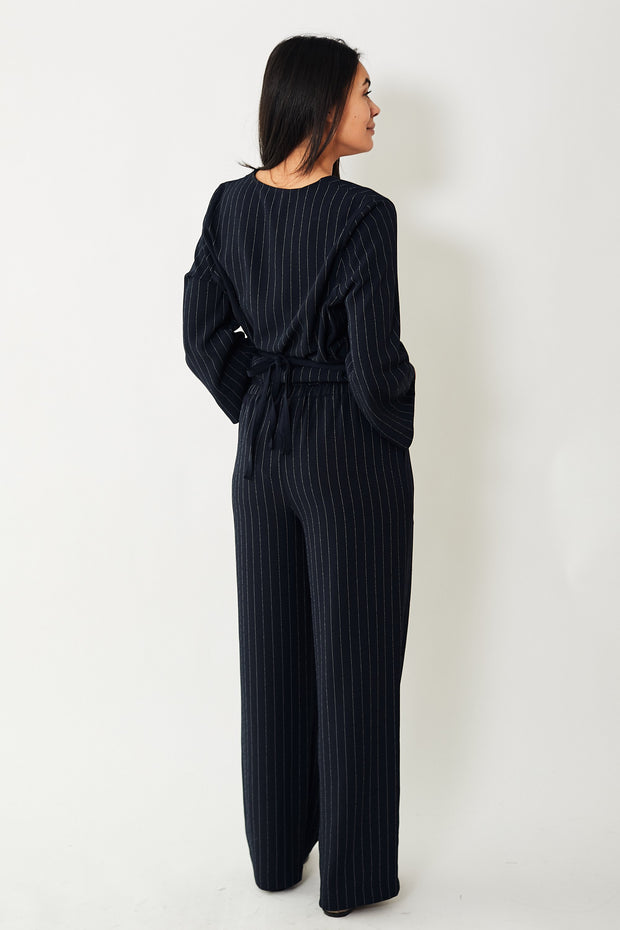 Ganni Heavy Crepe Relaxed Pants