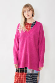 Ganni Soft Wool Knit Pullover