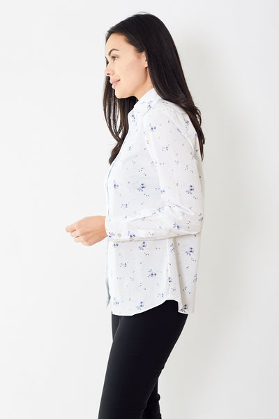 Giangi Rebecca Long Sleeve Floral