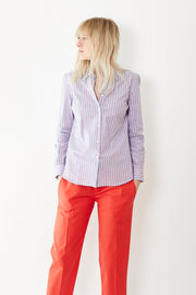 Giangi Renata Stripe Button Up