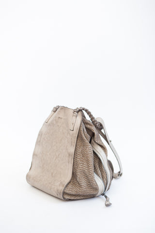 Giorgio Brato Kenya Leather Bag