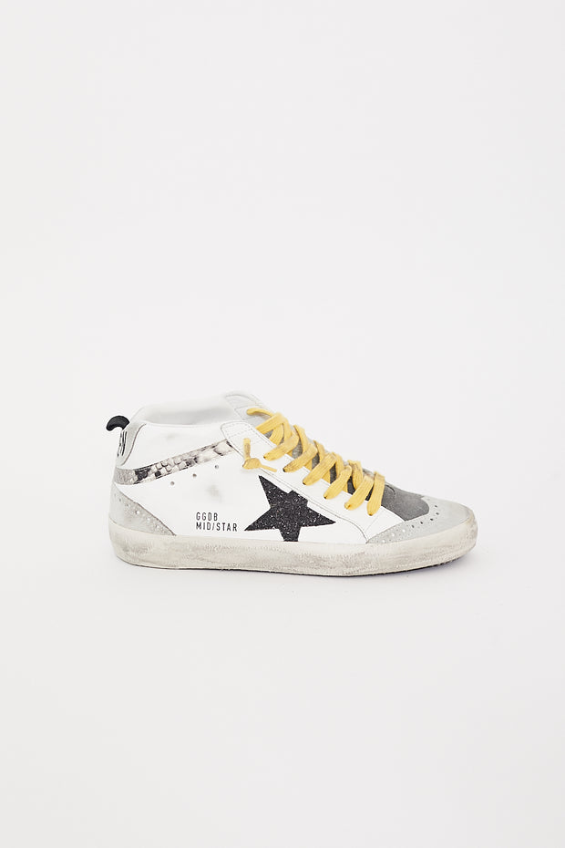 Golden Goose Mid Star Sneakers