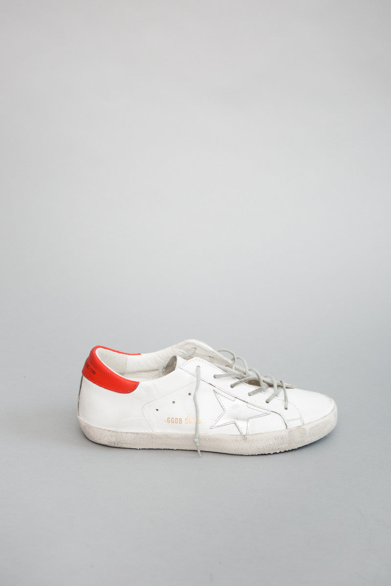 Golden Goose Sneakers Superstar Leather - grethen house