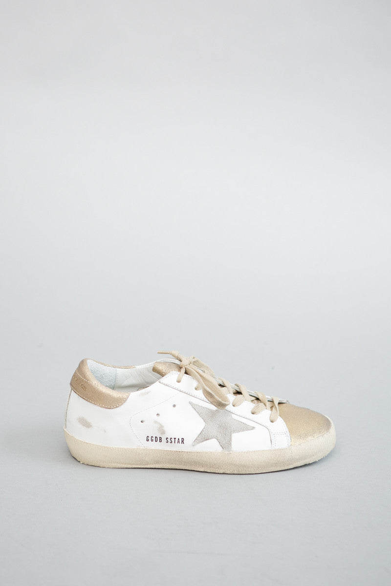 Golden Goose Sneakers Superstar Suede - grethen house