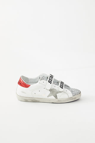 Golden Goose Superstar Old School Sneakers