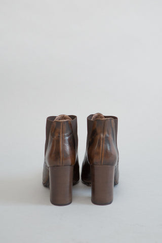 H by Hudson Crispin Brown Boot - grethen house