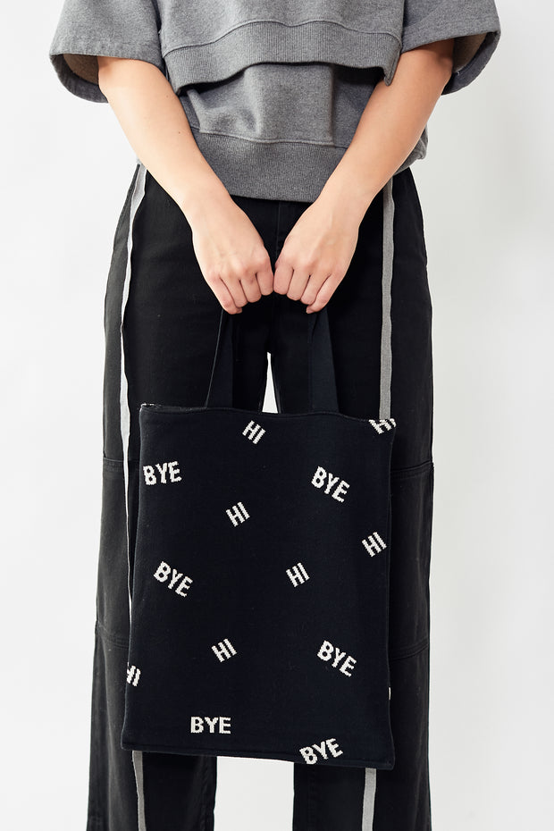 Hansel From Basel Hi Bye Tote Bag
