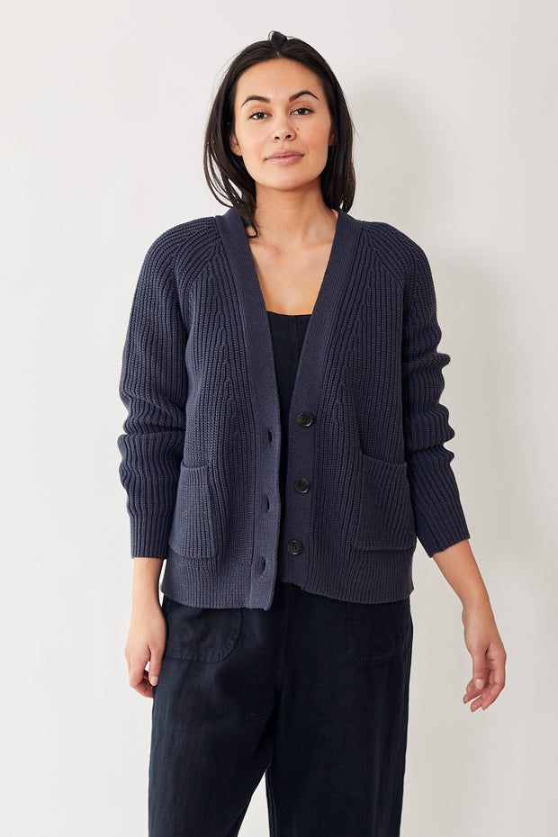 Hansel From Basel Silk Darling Cardigan