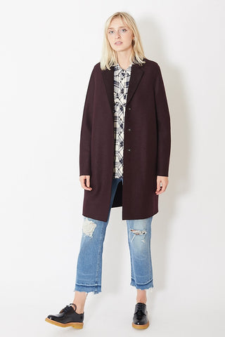 Harris Wharf London Overcoat