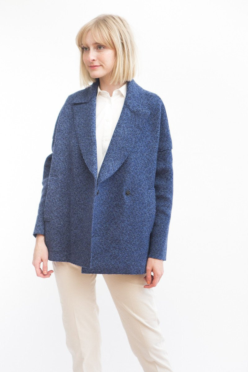 Harris Wharf London Oversized Jacket