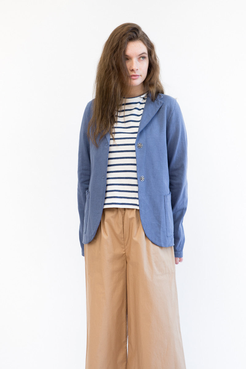 Harris Wharf London Short Boyfriend Jacket