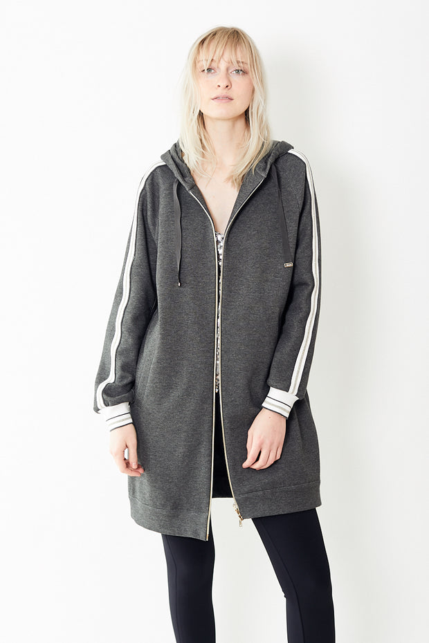 Herno Zip Front Stadium Jacket
