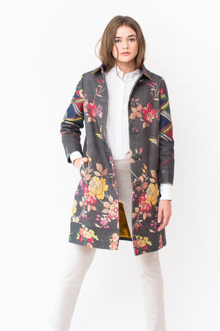 Herno Printed Pierre Louis Mascia Coat
