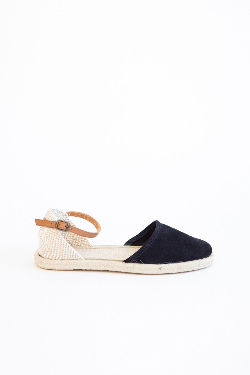 Hudson Shoes Suede Espadrille