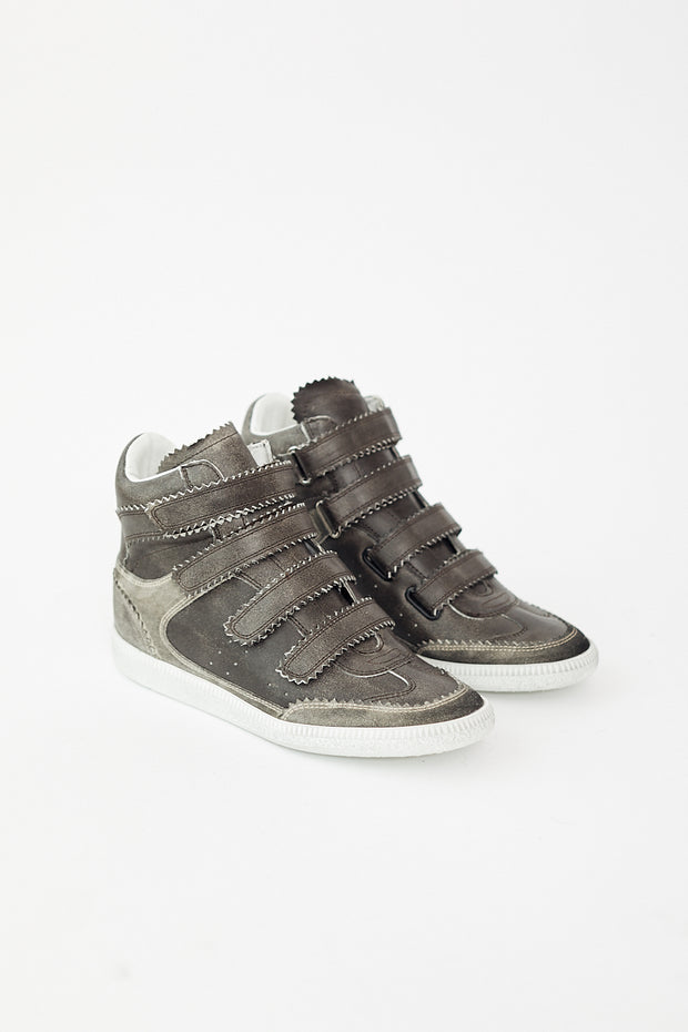 Isabel Marant Étoile Bilsy Sneakers - grethen house