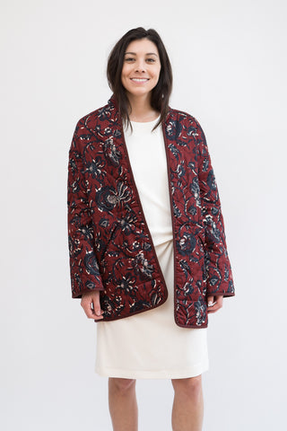 Isabel Marant Étoile Daca Quilted Jacket