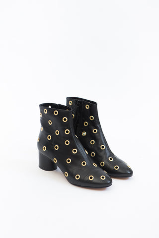 Isabel Marant Étoile Danay Boot With Grommets
