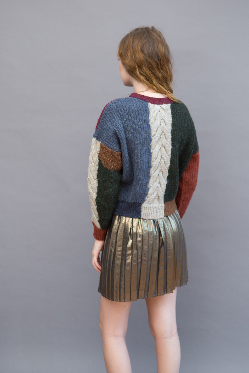 Isabel Marant Étoile Gao Arty Knit Pullover