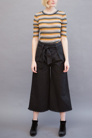 Isabel Marant Étoile Odea Pant With Tie