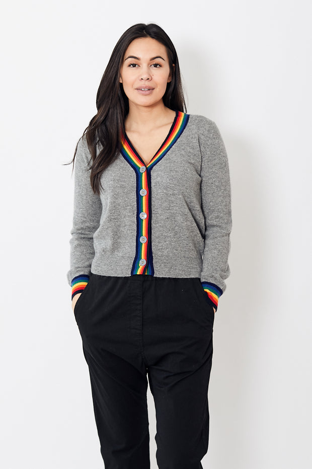 Jumper 1234 Rainbow Cardigan