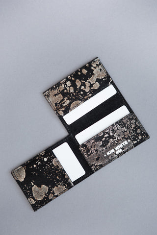 Kim White Folding Wallets