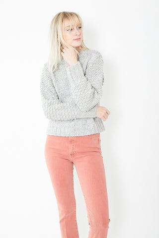 LN Knits Puffy Poodle Jumper