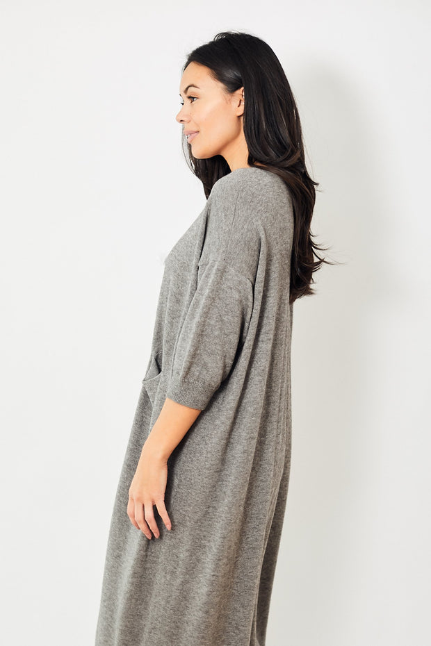 Lauren Manoogian Big Crewneck Dress