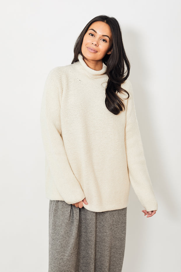 Lauren Manoogian Horizontal Turtleneck