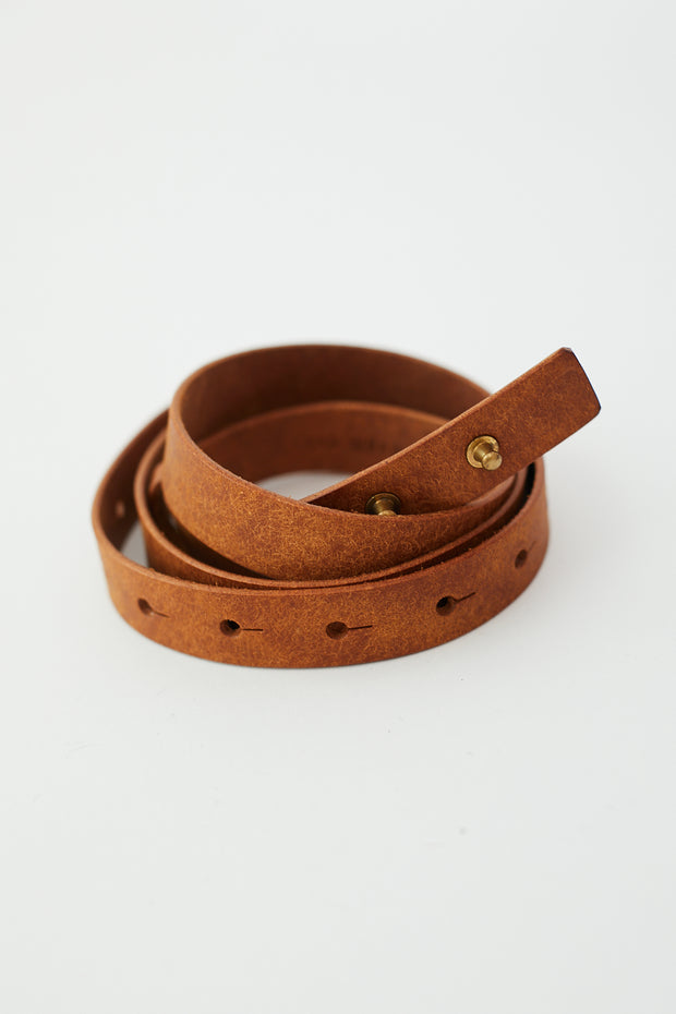 Evam Eva Leather Belt 20mm