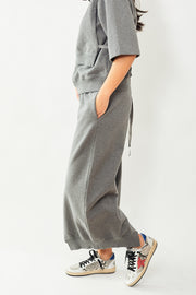 MM6 Maison Margiela Cotton Sweatpant w/ Slit