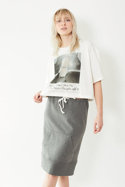 MM6 Maison Margiela Graphic Print T-Shirt