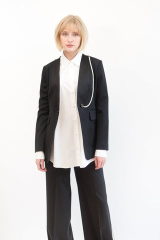 MM6 Maison Margiela Jacket with Pearls