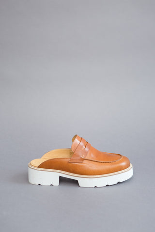 MM6 Maison Margiela Loafer Slide