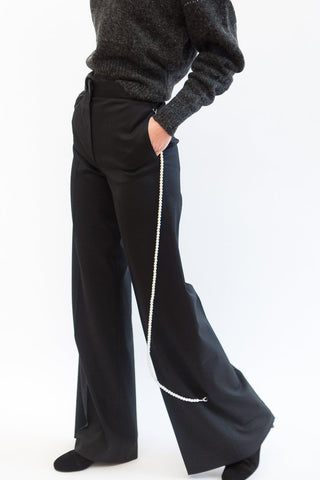 MM6 Maison Margiela Pants with Pearls