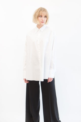 MM6 Maison Margiela Shirt with Pearls