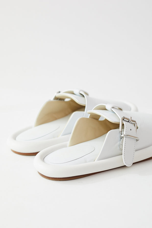 MM6 Maison Margiela Slip-On Buckle Shoe