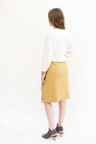 Masscob Wrap Skirt