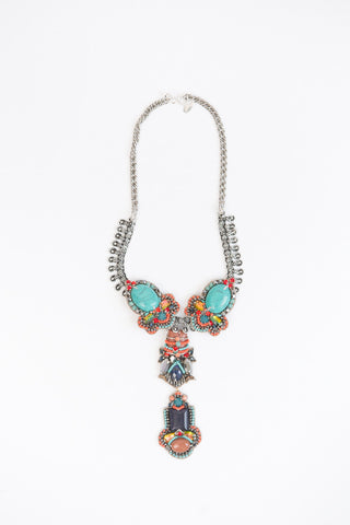Megan Park Ayasha Gala Necklace