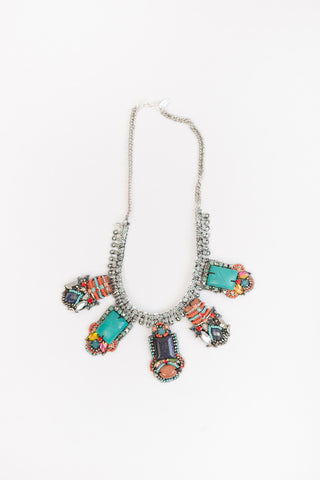 Megan Park Ayasha Hero Necklace