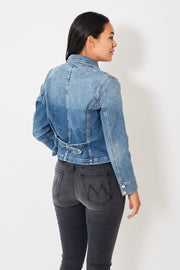 Mother Denim The Cinch Back Jacket
