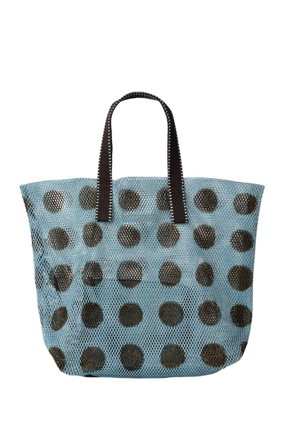 Épice Small Mesh Polka Dot Bag