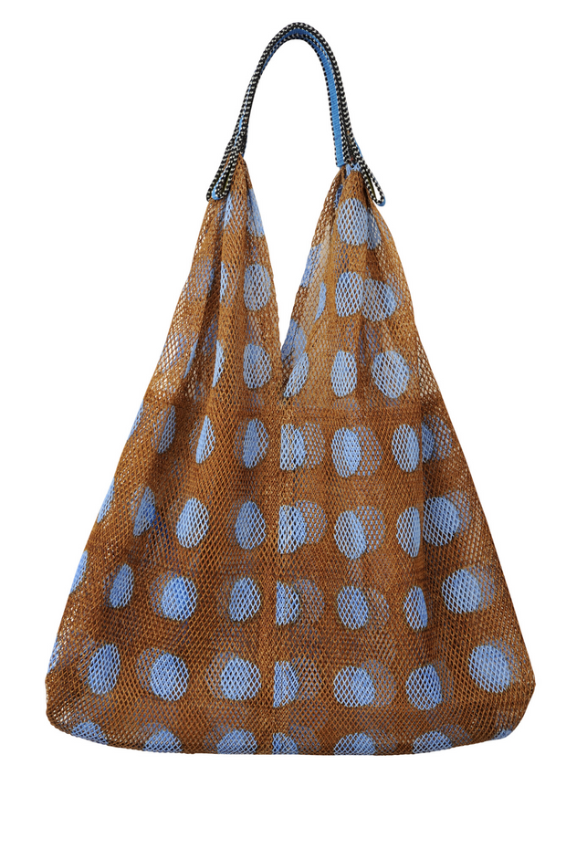 Épice Polka Dot Triangle Bag