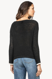 Lilla P Open Stitch Sweater