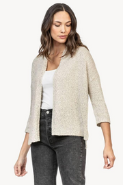 Lilla P Open Sweater Cardigan