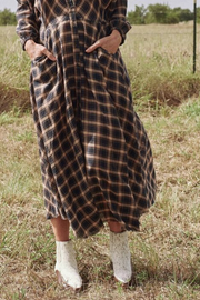The Great The Western Shirtdress